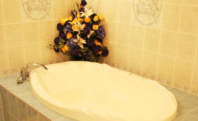 博多ブルーシャトー風呂