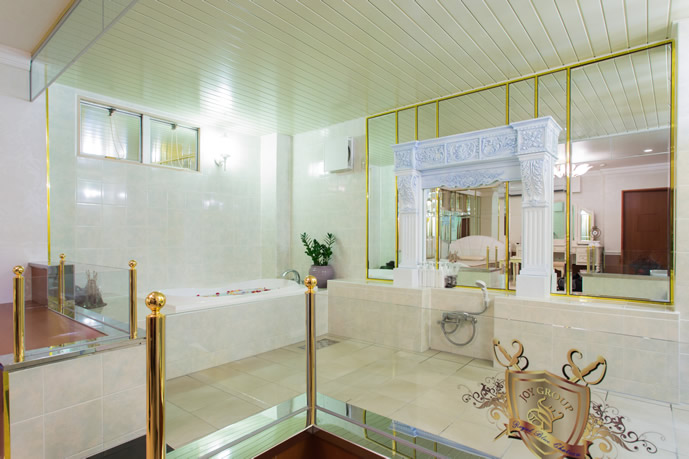 ロイヤルブルーシャトーお風呂