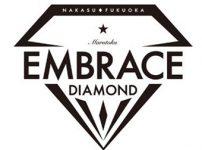 エンブレイスダイヤモンドロゴ